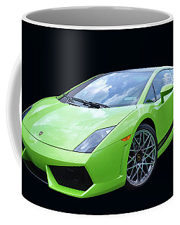 Lambourghini Salamone  Coffee Mug by Allen Beatty