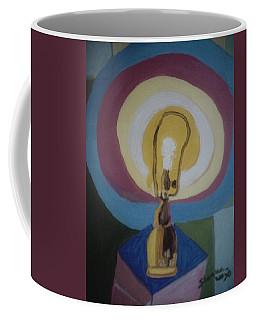 Lamp Without A Shade Coffee Mug