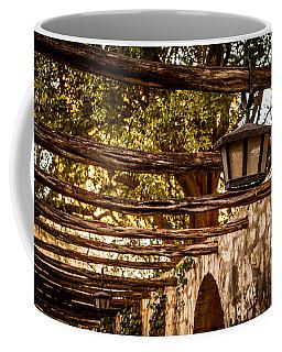 Lamps At The Alamo Coffee Mug