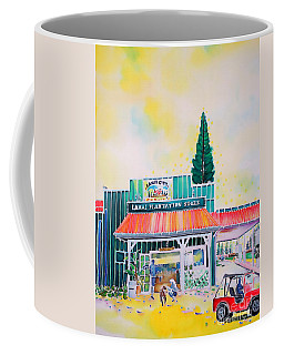 Lanai City Coffee Mug