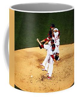 Lance Lynn Pitches Coffee Mug