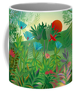 Land Of Flowers - Limited Edition 2 Of 15 Coffee Mug