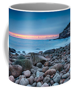 Land Of Sunrise Coffee Mug