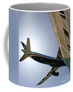 Landing By Diana Sainz Coffee Mug