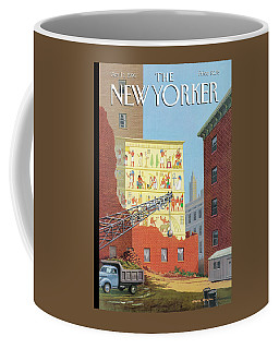 Landmarks Commission To Meet In Special Session Coffee Mug