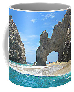 Lands End  Coffee Mug by Marilyn Wilson