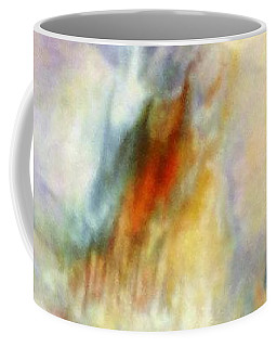 Coffee Mug featuring the painting Landscape 3 by Mike Breau