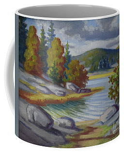 Landscape From Finland Coffee Mug