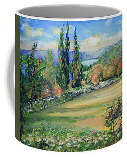 Landscape From Kavran Coffee Mug