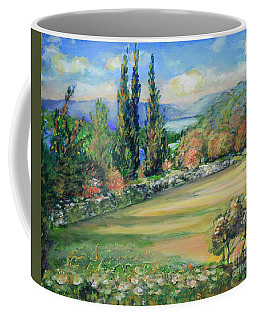 Landscape From Kavran Coffee Mug