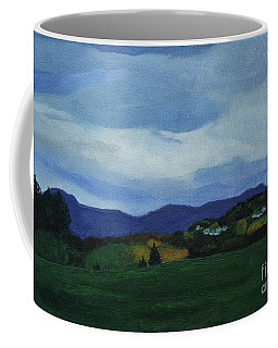 Landscape Of Sola Norway Coffee Mug