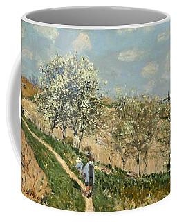 Landscape. Spring At Bougival Coffee Mug