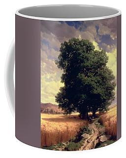 Landscape With Oaks Coffee Mug