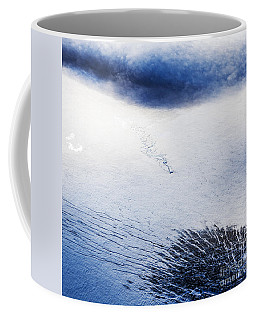 Coffee Mug featuring the photograph Langjokull by Gunnar Orn Arnason