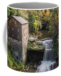 Lantermans Mill Coffee Mug by Dale Kincaid