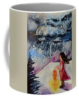 Lantern Festival Coffee Mug by Beverley Harper Tinsley