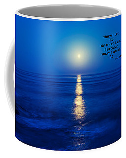 Lao Tzu Quote Coffee Mug