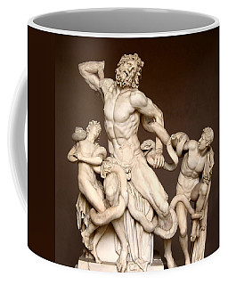 Laocoon And Sons Coffee Mug