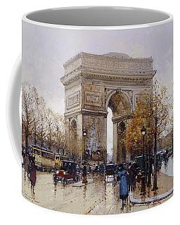 L'arc De Triomphe Paris Coffee Mug