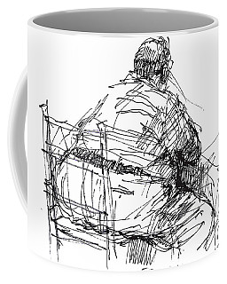Large Guy Coffee Mug