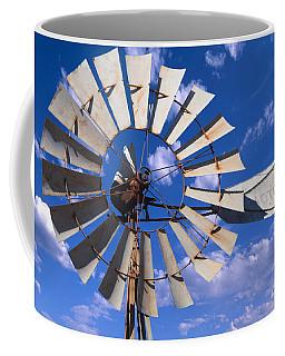 Large Windmill Coffee Mug