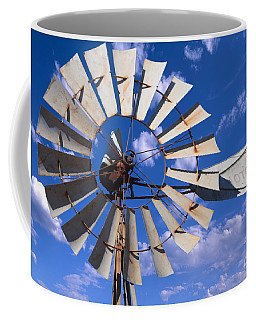 Large Windmill Coffee Mug