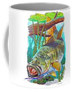 Largemouth Bass Coffee Mug