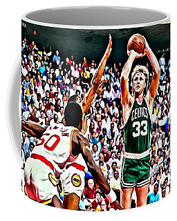 Larry Bird Coffee Mug