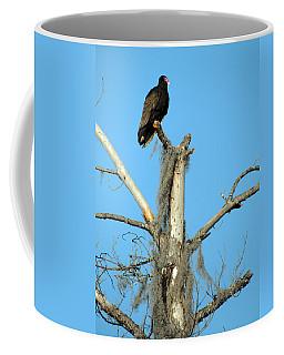 Larry Buzzard Vulture Coffee Mug