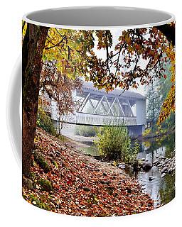 Larwood Covered Bridge Coffee Mug