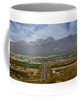 Las Cruces New Mexico Panorama Coffee Mug