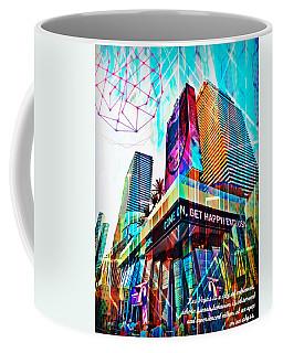 Las Vegas Apex And Abyss Coffee Mug