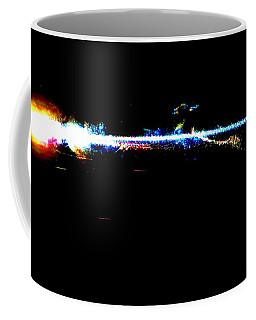 Laser Beam Coffee Mug