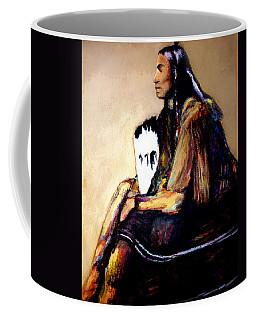 Quanah Parker- The Last Comanche Chief Coffee Mug