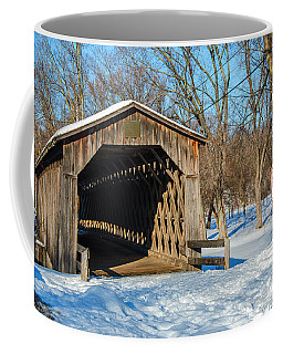 Last Covered Bridge Coffee Mug