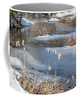 Last Days Of Winter Coffee Mug