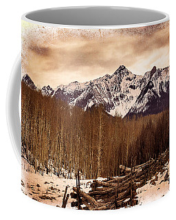 Last Dollar Road Winter Coffee Mug