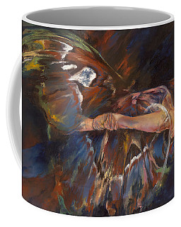 Last Flight Coffee Mug
