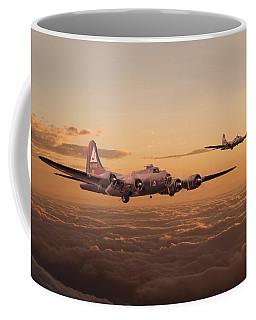 Last Home Coffee Mug by Pat Speirs