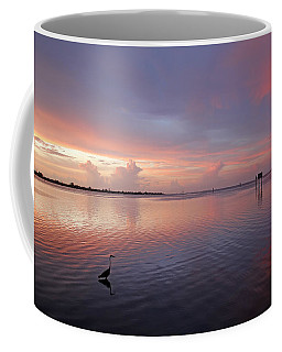Coffee Mug featuring the photograph Last Light by HH Photography of Florida