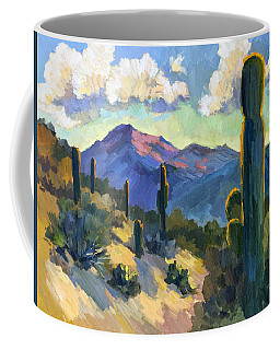 Late Afternoon Tucson Coffee Mug