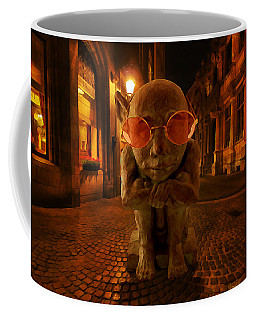 Late Coffee Mug