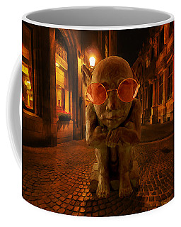 Late Coffee Mug