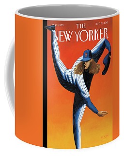 Late Innings Coffee Mug