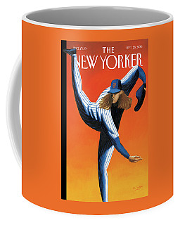Late Innings Coffee Mug