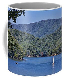 Late Summer Cruising  Coffee Mug