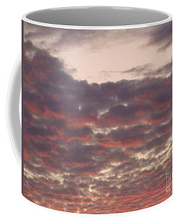 Late Summer Evening Sky Coffee Mug