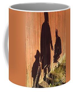Coffee Mug featuring the photograph Late Summer Walk by Martin Howard