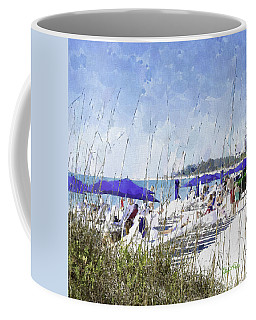 Late Winter Early Spring When Everybody Goes To Florida Coffee Mug
