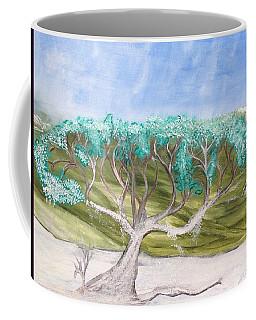 Late Winter Frost Coffee Mug